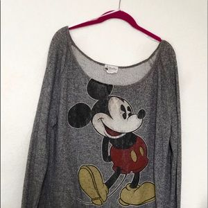 Mickey Mouse pullover